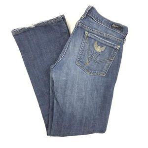 Low Waist Bootcut Jeans | Citizens Of Humanity